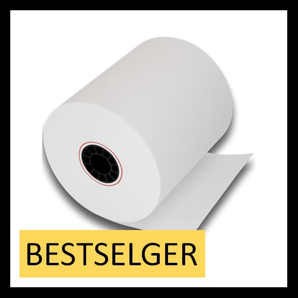 Kassarull / kvitteringspapir 57 mm termo